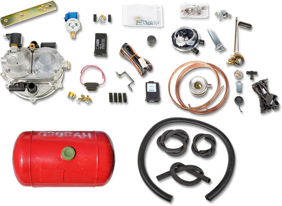 Купить газовое оборудование для авто бу