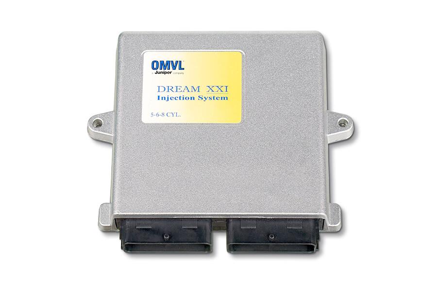Контроллер «OMVL DREAM» с OBD-функцией